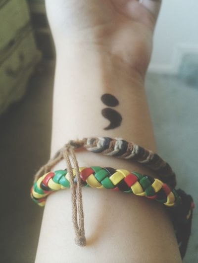 Semicolon project Semicolonproject416 Check This Out