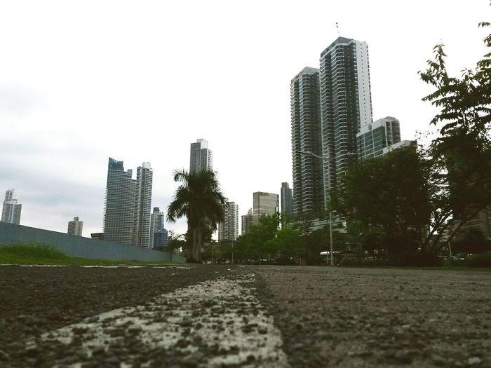 Cinta costera, Ciudad de Panamá. First Eyeem Photo