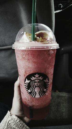 Starbucks delicious love.