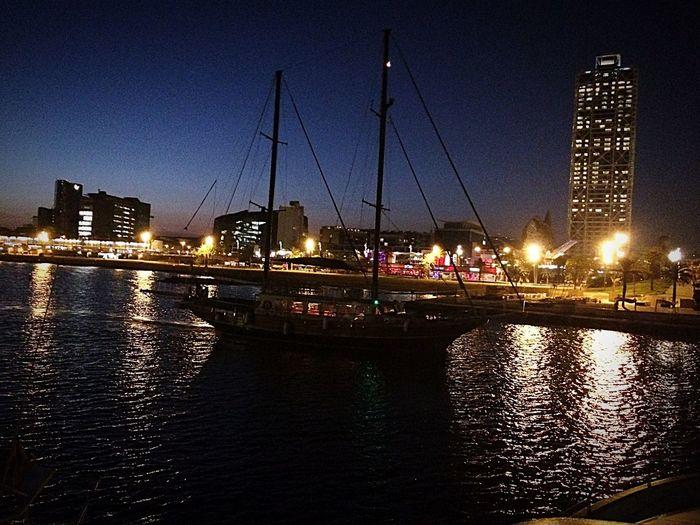 Barcelona Pirate Ship First Eyeem Photo