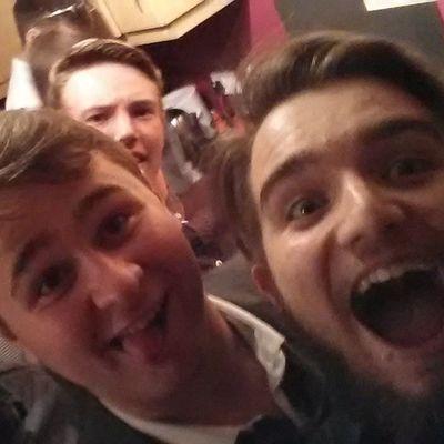 Drunk kitchen selfie Party Kitchen Selfie