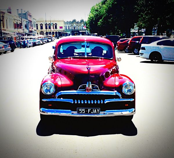 Another classic on the road Taking Photos Enjoying Life Beautiful Surroundings Exploring Melbourne Classic Car On The Road