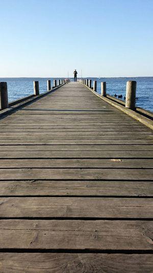 Blick hinaus Steinhude-am-meer.de - Dein Meer-Foto Lovely Weather
