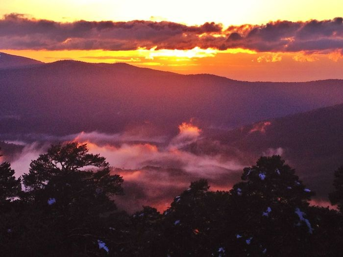 Sin Prisas #candilazo #sunset #atardecer #segovia #cotos #mountain #ilovemountains