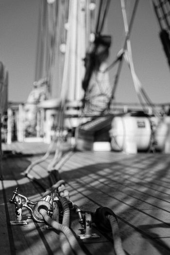 A trip on the 3 Mats Barque Belem back in June 2014. We sailed between Marseilles and Nice. Blackandwhite Bnw Bnw_friday_eyeemchallenge Bnw_society Close-up Day Deck Destination France Lifeatsea Mast Mediterranean  Mediterranean Sea Sail Sailing Sailing Ship Sailor Sea Ship Summer Tallship The Belem Travel Wood