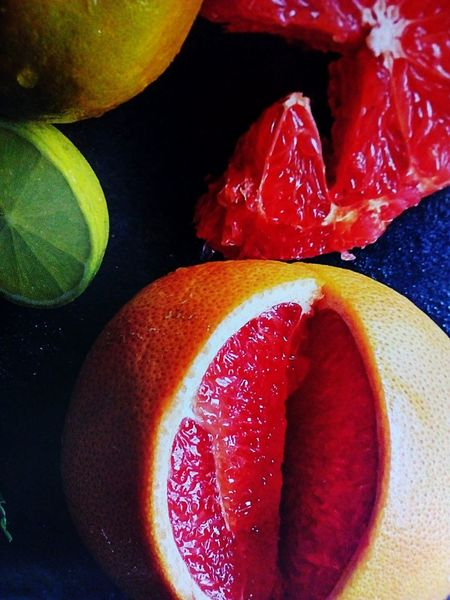 Healthy Fruit Photography Deep Colors Freshness