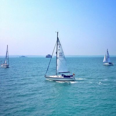 Another #regatta on #IsleOfWight coast ☀️???⛵️⛵️⛵️#aauk #allshots_ #sea #britishsummer #capture_today #englishchannel #gi_uk #gf_uk #gang_family #ig_england #o2travel #summer #YourTurnBritain #royalisland Loveyoursummer Yourturnbritain Summer Englishchannel Sea Isleofwight Gang_family Royalisland Britishsummer Regatta Allshots_ Gf_uk O2travel Gi_uk Ig_england Aauk Printmyfeedhappydays Capture_today