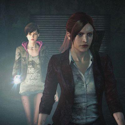 Nuevas pantallas de Resident Evil Revelations 2! Aquí Claire y Moira! Más pantallas en nuestro FB: Koch Media España. Videojuegos Residentevil Kochmedia CAPCOM