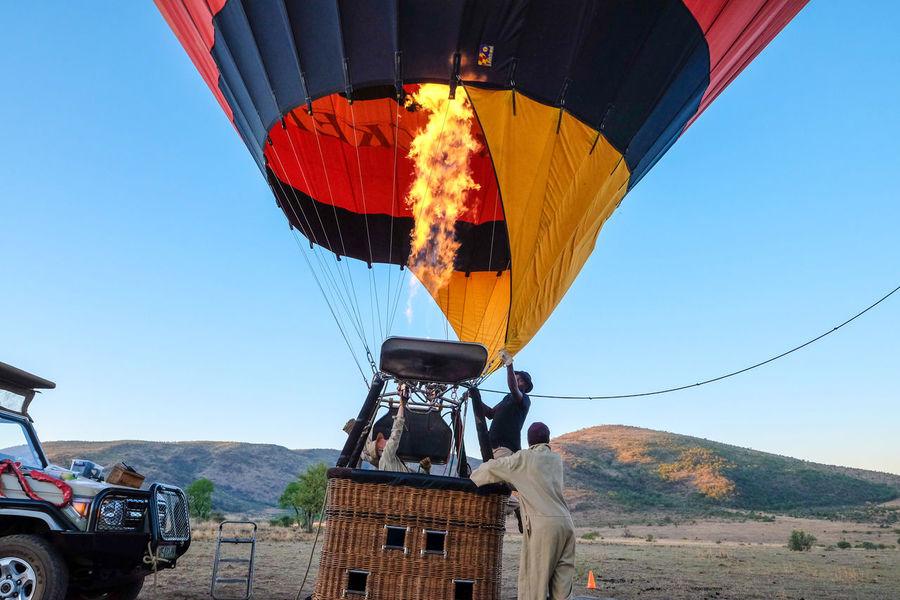 African Safari Gametracker Hot Air Balloons Hotairballoon Hotairballoons Pilanesberg Pilanesbergnationalpark Safari Park Safaripark