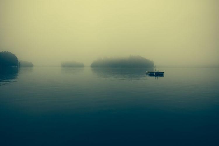 Chasing Fog