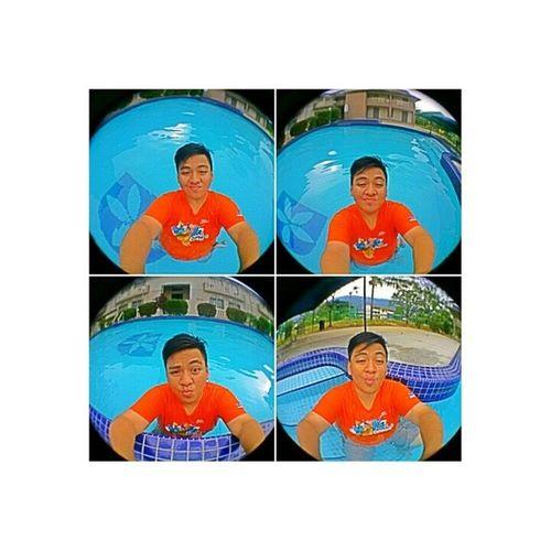 Swimingpool .. Mandi2 .. hahaha