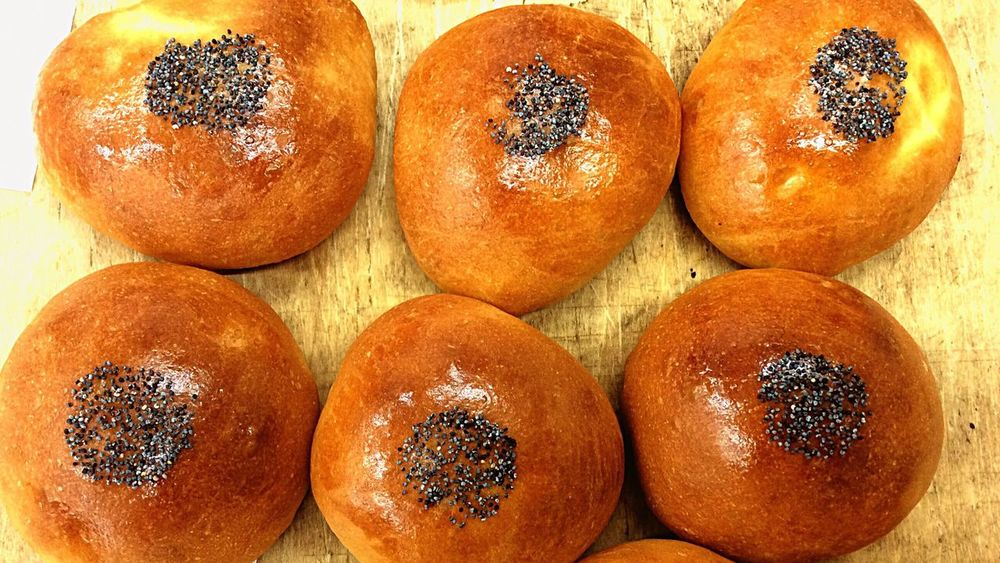あんぱん。 Food Bread School VisionaryArts Enjoying Life