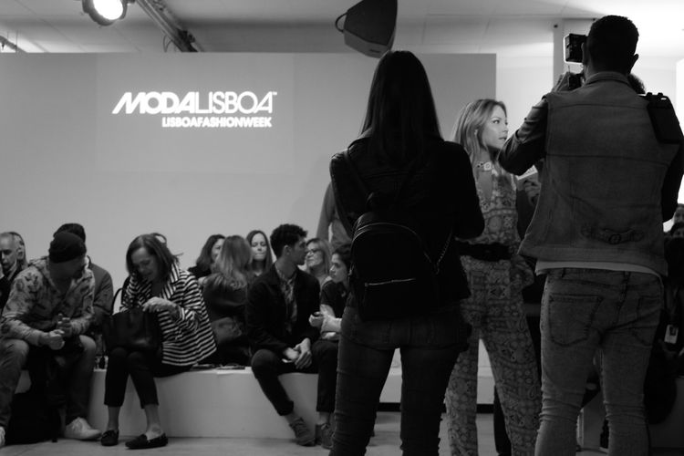 """""""Please shoot me"""" is the title of my impression of the Lisbon Fashion Week in March 2017. Alfredjansen AW17 Belém Blackandwhite Celebrity Fashion Fashion Show Lisbon - Portugal Lisbon Fashion Week Lisbon, Portugal Modalisboa Model Model Pose Models Portugal Runway"""