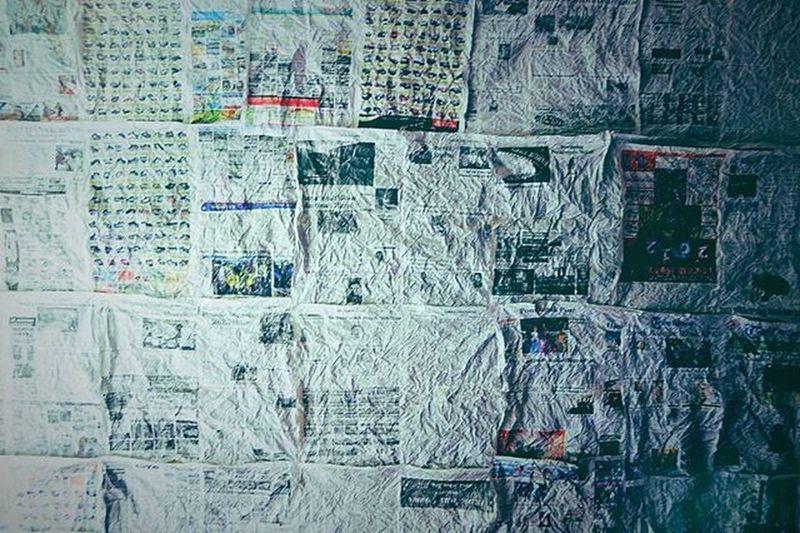 Suratkhabar jadi wallpaper...kreatif! Thisisreef Mylifemypassionmynameisreef Epc2016 Pontianak INDONESIA Wonderfulindonesia Malaysia Blogger