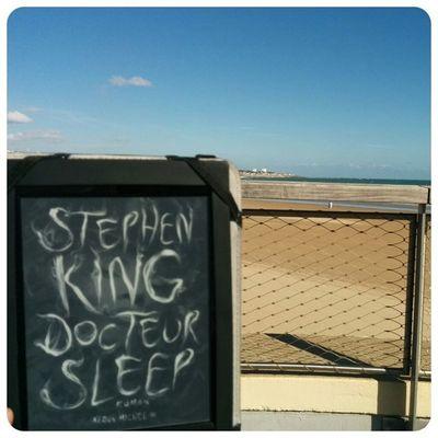 Fin de lecture face à la mer... Doctorsleep
