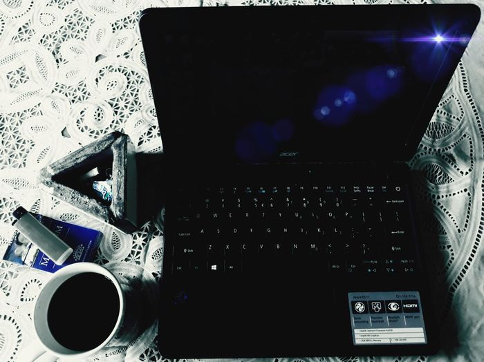 Allaboutcoffee Morningactivity Coffee Technology Close-up Computer Part