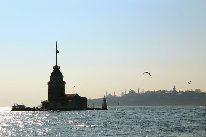 Kızkulesi Maidenstower Istanbul