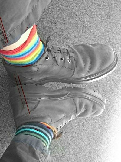 Inspired by Clive and experiment with Coloursplash app.
