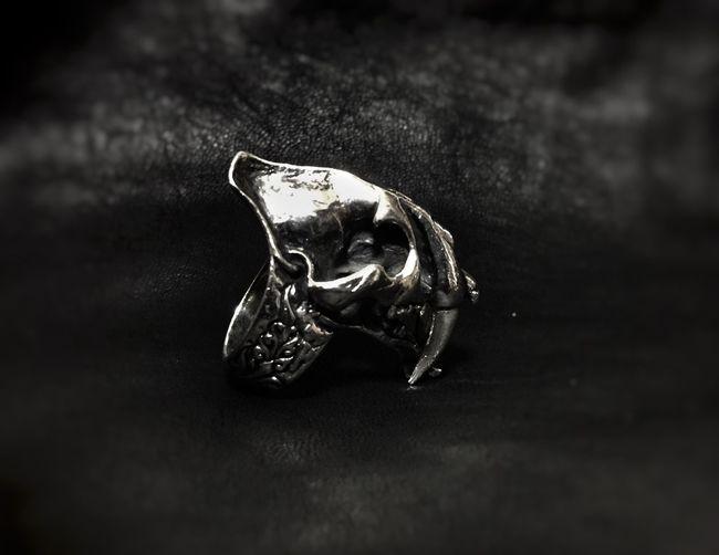 Zócalo ソカロ お気に入り シルバーアクセサリー アクセサリー サーベルタイガー リング Lサイズ Silveraccessories Silver  Silver925