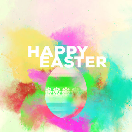 Happy Easter greeting card. Easter egg on a watercolor background. Bright colors. Digital art Art ArtWork Background Celebration Collage Art Colorful Creative Digital Art Digital Illustration Digital Painting Digital Watercolor Easter Easter Eggs Egg Floral Pattern Greeting Card  Holiday Illustration Multi Colored Religious Holiday Stripes Pattern Symbol Text Watercolor
