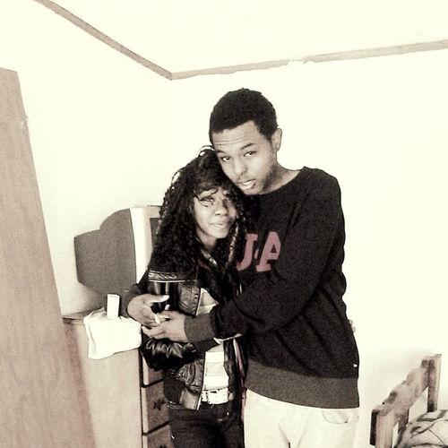 So they say we look like a famous couple !! Do We ?? He not my boyfriend yet !! Lol