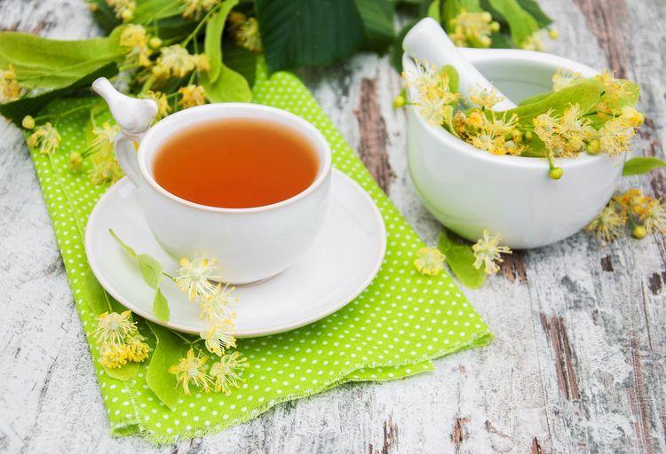 Cup of linden