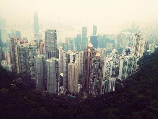 Skyline The Peak EyeEm Best Shots Z Goes Hongkong