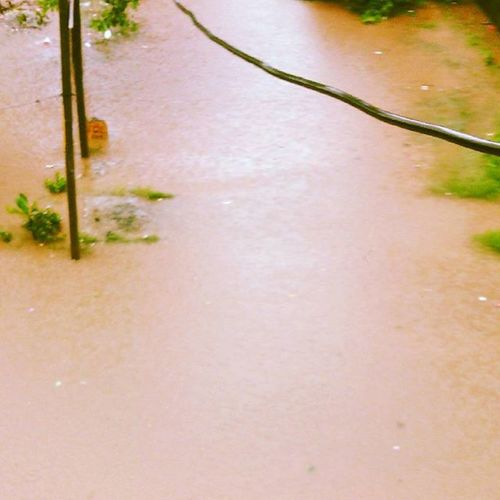 Govindpuram_Ghaziabad 😁😂 Water_logging😥😥 Too_much_fun 😋 Cannot_step_outside_the_house😢😫