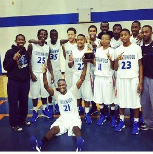 Southwood Basketball 1st Place