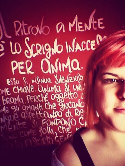 That's Me ArtWork Murales Poetic Beauty My Room :3 My Art Crazy Moments Fake Redhead Enjoying Life Photography