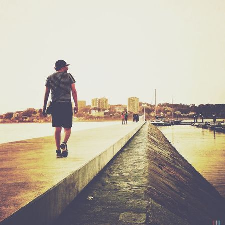 Walking in marina Shootermag AMPt_community NEM Submissions Walking Around