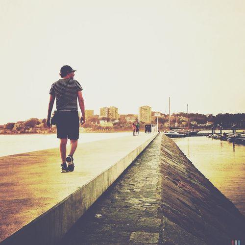 Walking in marina Shootermag AMPt_community NEM Submissions Walking Around