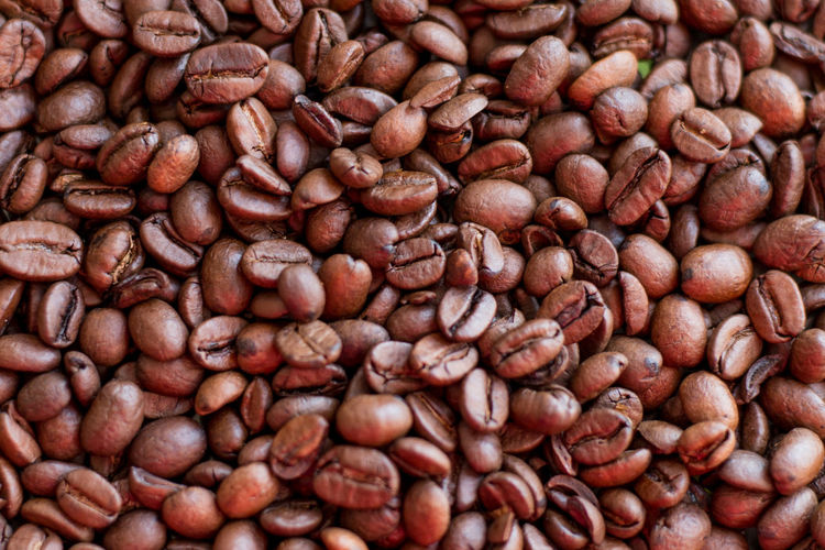 Texture of coffee beans scattered randomly. Brown texture Vintage Taste Slow Shop Rustic Roasting Roasted Roast Preparation  Plant Pic Old Natural Morning Life Leaves Java Green Freshly Espresso Drip Drink Copyspace Concept Coffee Table Coffee Coffee Plant Cofee Caffeine Brown Brewed Brew Breakfast Break Black Bar Aroma Arabian Wooden Above Table Recipe Bag Texture Menu Cup Barista Coffe Background Bean Coffee