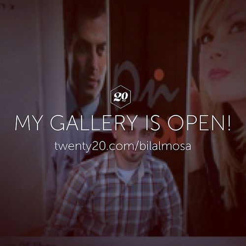 I just opened a gallery on Twenty20! My work is now available on canvas, framed prints, iPhone cases and more! http://twenty20.com/bilalmosa Twenty20app Galleryopening