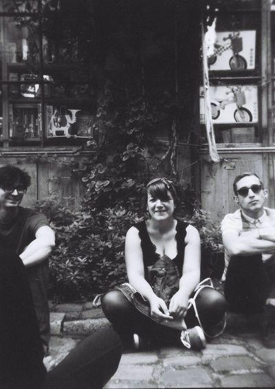 Friends Holga Blackandwhite Summer Lomography Paris Streetphotography Memories Boys Girl