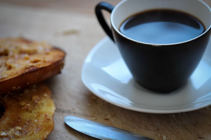 Coffee Time Food And Drink Coffee Drink Coffee - Drink Food Coffee Cup Cup Mug Table Crockery Freshness Refreshment Saucer Still Life Indoors  Sweet Food Hot Drink Meal Close-up Ready-to-eat