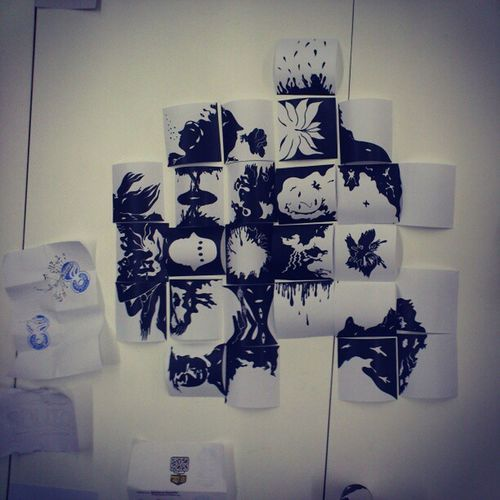 Art from Manuel Perna brainfucked by a vacuum cleaner #octo #transmediale2013 #bwpwap BWPWAP Octo Transmediale2013
