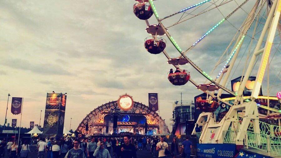 Sky Bigwheel Stage Daydreaming Daylight Festival The Week On EyeEm
