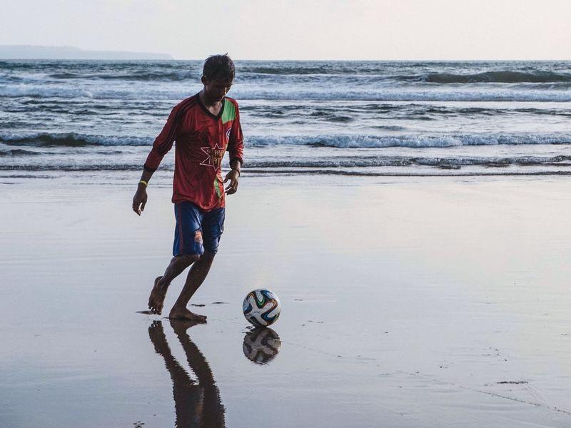 Soccer Beach Fussball