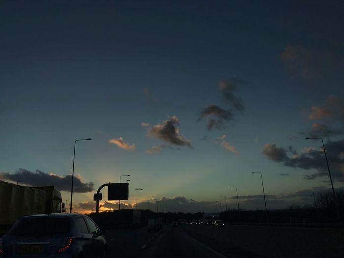 Wow Sky Cloud -