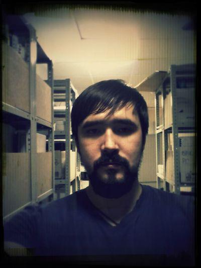 Beard Archive Working Mustache
