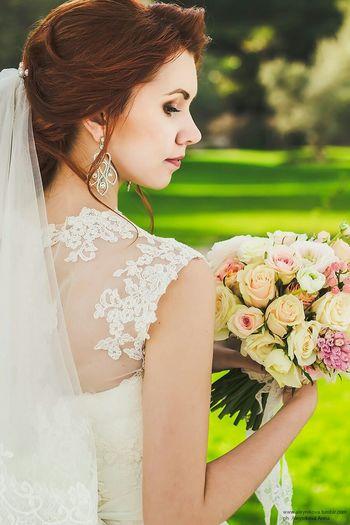 Photography Boussanna Crimea Wedding Photography Wedding Bride Love♥ Makeup Girl Flowers