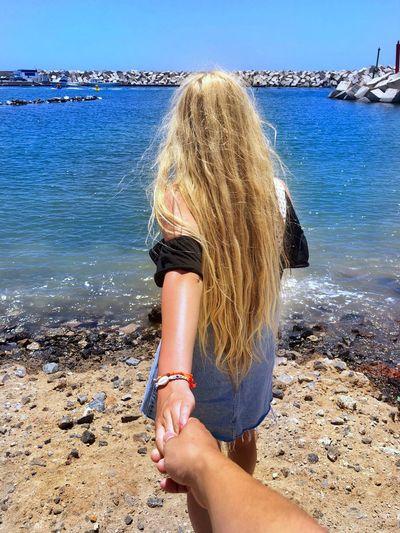 Blonde Longhair