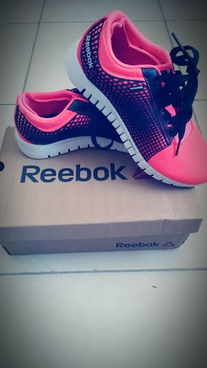 Run Reebok getting ready for kilometers of fun!!!