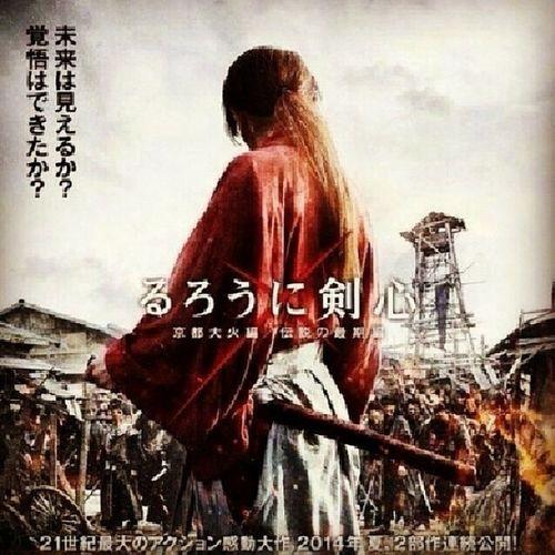 can't wait live action movie SamuraiX Kenshin Takerusato ♥ ♥