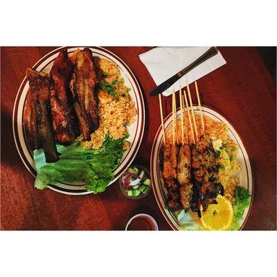 Foooood Dinner Behungry Macros DGAF foodporn thaibbq vsco