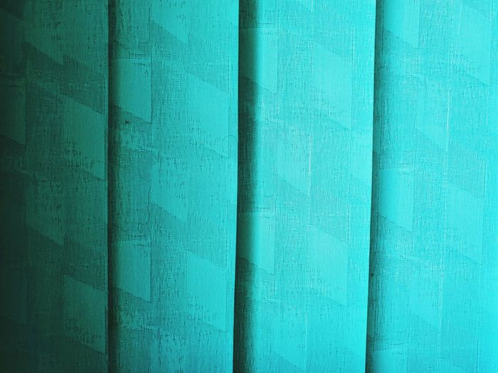 Blue window curtain Abstract Blue Colors Cotton Backgrounds Full Frame Textured  Pattern Close-up Green Color Fiber Canvas Artist's Canvas Cotton Plant Man Made Textile Calm