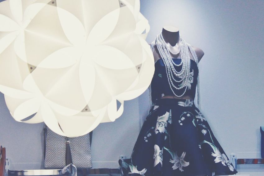 The dress Dress Pearls Jewellery Fashion Style Lampshade Fashion Photography Feminine  Clothing Accesories Still Life StillLifePhotography Still Life Photography Display Ambience Eyeem Australia Australia Girl Power Showcase June Lieblingsteil