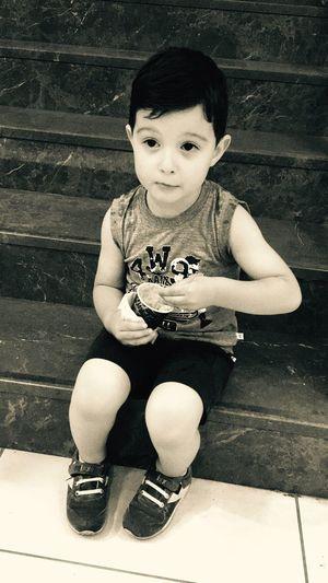 Oğlum First Eyeem Photo