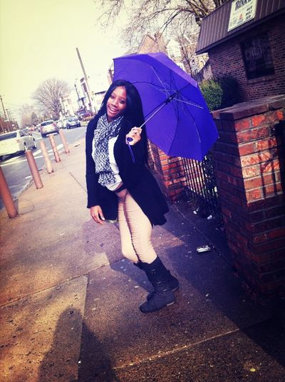 Just One Of Them Raining Dayss